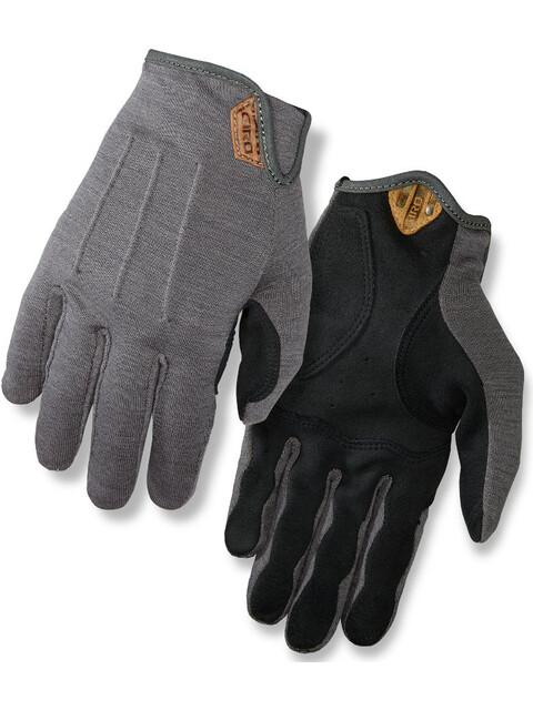 Giro D'Wool Gloves Titanium